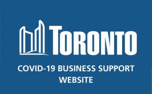 City of Toronto COVID-19 Website