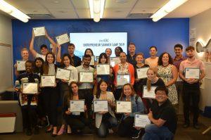 startGBC Summer Camp 2019 Participants