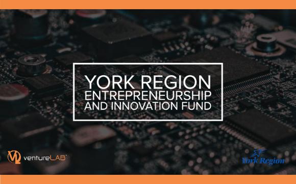 York Region Entrepreneurship & Innovation Fund