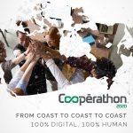 Coopérathon 2020 Logo