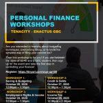 Enactus George Brown Personal Finance Workshops